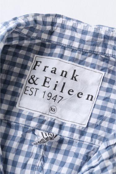 【Frank & Eileen】BARRY SBCK:ギンガムチェックシャツ