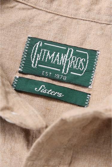 ���㡼�ʥ륹��������� ��Gitman Vintage/���åȥޥ������ơ����� �ॸ ����� �ܺٲ���12
