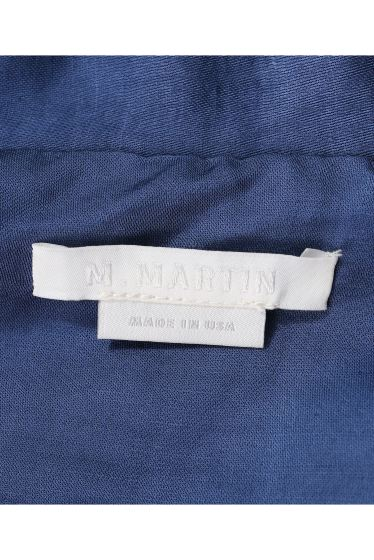 ���㡼�ʥ륹��������� ��M.MARTIN/���� �ޡ��ƥ���ۥץ쥷�硼�ȥ���֥ѥ���ޥ���� �ܺٲ���11