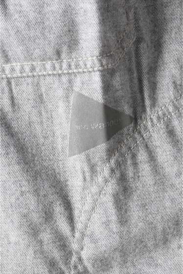 ���㡼�ʥ륹��������� ���塼�� and wander / ����ɥ�����: THERMO NELL STAND COLLOR SHIRT / ����� �ܺٲ���10
