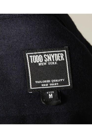 ���㡼�ʥ륹��������� ���塼�� TODD SNYDER / �ȥåɥ��ʥ�����: Twill Flannel T-Shirts / ����� �ܺٲ���13