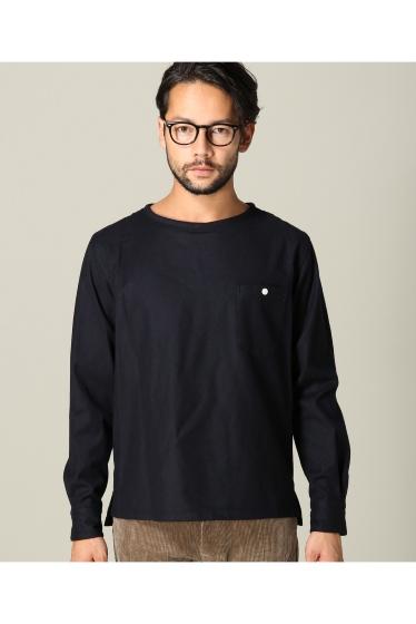 ���㡼�ʥ륹��������� ���塼�� TODD SNYDER / �ȥåɥ��ʥ�����: Twill Flannel T-Shirts / ����� �ܺٲ���2