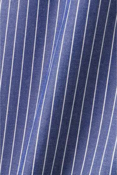 ���ѥ�ȥ�� �ɥ����������� ���饹 Stripe Wide Sleeve Shirt�� �ܺٲ���10