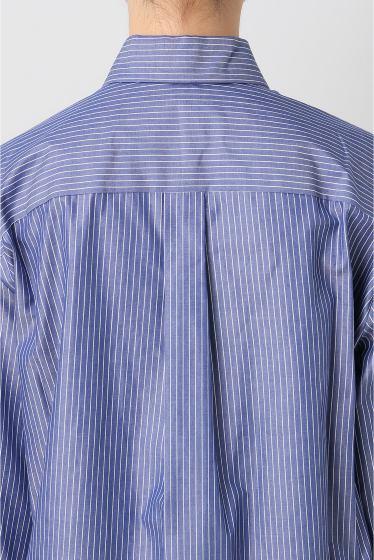 ���ѥ�ȥ�� �ɥ����������� ���饹 Stripe Wide Sleeve Shirt�� �ܺٲ���5