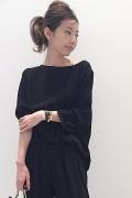 ���ѥ�ȥ�� �ɥ����������� ���饹 3/4 Sleeve Blouse��