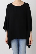 ���ѥ�ȥ�� �ɥ����������� ���饹 ��THE ROW VISCOSE DOLMAN �֥饦��