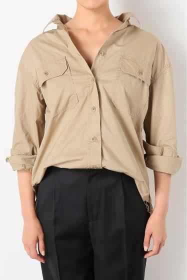 �����ԡ����ȥ��ǥ��� ��Military shirt �١�����