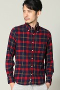 ���㡼�ʥ륹��������� INDIVIDUALIZED SHIRTS / ����ǥ��ӥ��奢�饤���ɥ����:1921 check