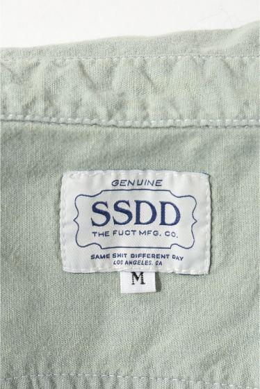���㡼�ʥ륹��������� FUCT SSDD SET LIST CHAMBRAY SH �ܺٲ���13