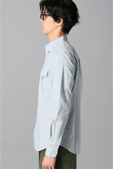���㡼�ʥ륹��������� Billy Reid  / �ӥ��� : Clancy Shirt �ܺٲ���3