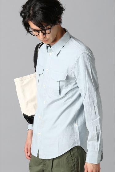 ���㡼�ʥ륹��������� Billy Reid  / �ӥ��� : Clancy Shirt �֥롼