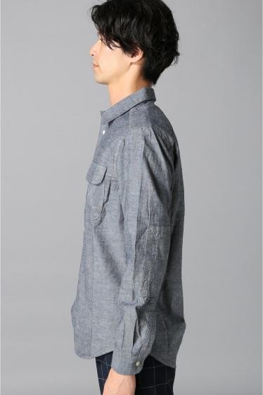 ���㡼�ʥ륹��������� Billy Reid / �ӥ��� : Miller Shirt �ܺٲ���3