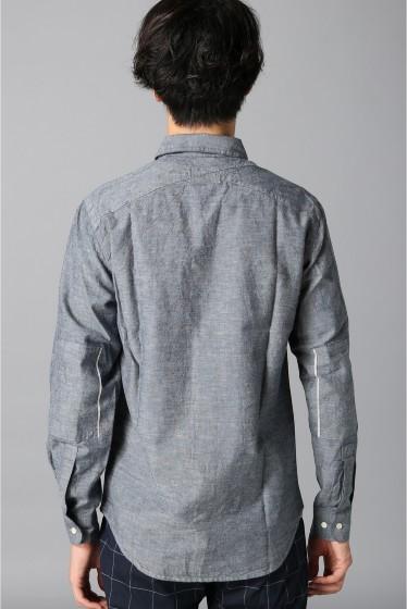 ���㡼�ʥ륹��������� Billy Reid / �ӥ��� : Miller Shirt �ܺٲ���4