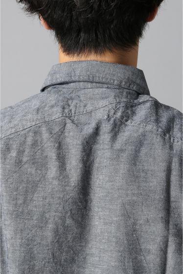 ���㡼�ʥ륹��������� Billy Reid / �ӥ��� : Miller Shirt �ܺٲ���6