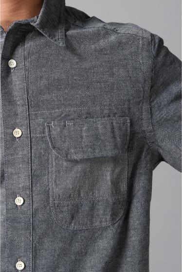 ���㡼�ʥ륹��������� Billy Reid / �ӥ��� : Miller Shirt �ܺٲ���7