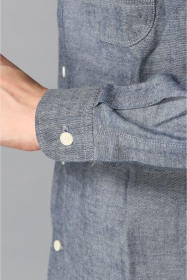 ���㡼�ʥ륹��������� Billy Reid / �ӥ��� : Miller Shirt �ܺٲ���9