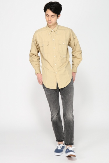 ���㡼�ʥ륹��������� KAPTAIN SUNSHINE / ����ץƥ㥤�� : ���� Bombay Shirts �ܺٲ���2