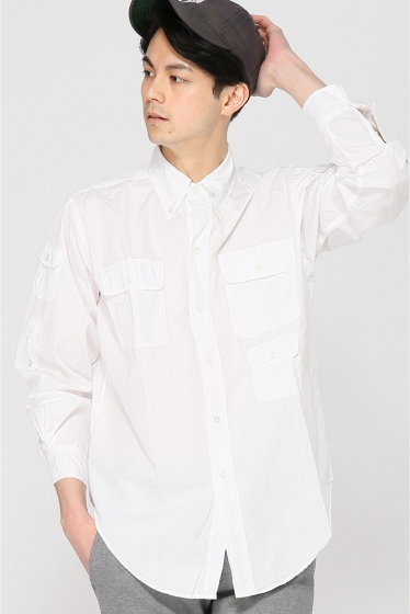 ���㡼�ʥ륹��������� KAPTAIN SUNSHINE / ����ץƥ㥤�� : ���� Bombay Shirts �ۥ磻��