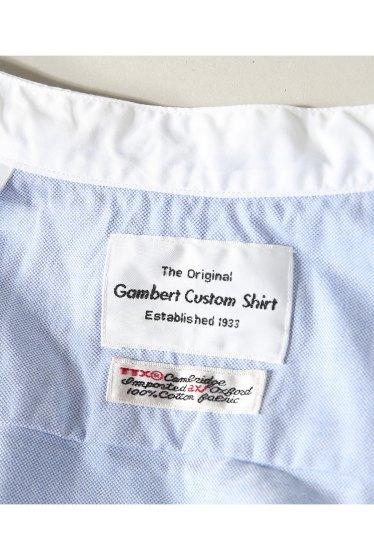 ���㡼�ʥ륹��������� Gambert Custom Shirts��JS���?�Х�ɥ��顼�����# �ܺٲ���13