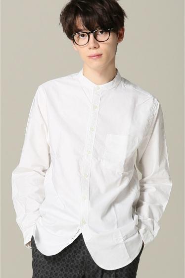 ���㡼�ʥ륹��������� Gambert Custom Shirts��JS���?�Х�ɥ��顼�����# �ۥ磻��