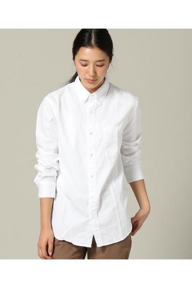 �����֥�������ʥ��ƥå� Button Down Collar Oxford Shirt �ܺٲ���12