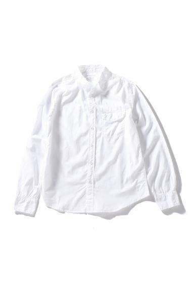 �����֥�������ʥ��ƥå� Poplin Work Shirt �ۥ磻��