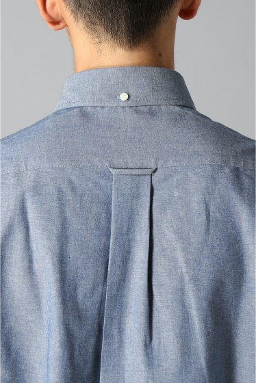 ���㡼�ʥ륹��������� IKE BEHAR / �������١��ϡ�:LONG SLEEVE BUTTON DOWN chambray �ܺٲ���6