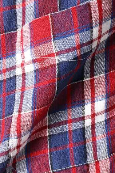 ���㡼�ʥ륹��������� IKE BEHAR / �������١��ϡ�:linen madrass check �ܺٲ���16