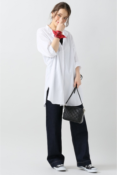 ���?�� ������ BONSUI BASIC WHITE SHIRT �ܺٲ���2