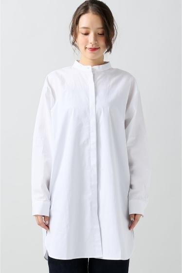 ���?�� ������ BONSUI BASIC WHITE SHIRT �ܺٲ���3