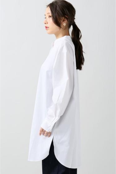 ���?�� ������ BONSUI BASIC WHITE SHIRT �ܺٲ���4