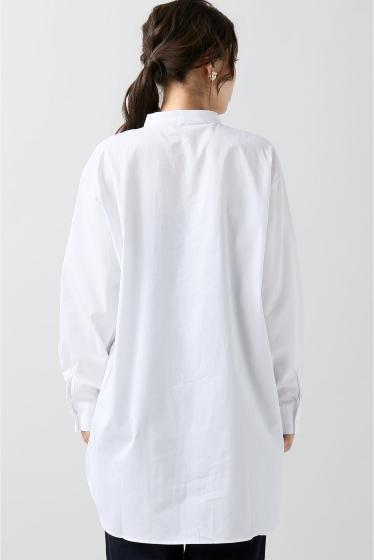 ���?�� ������ BONSUI BASIC WHITE SHIRT �ܺٲ���5