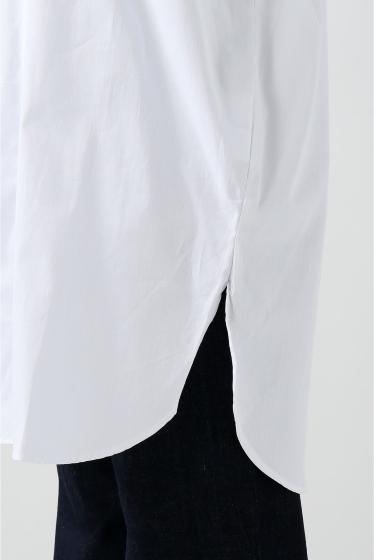 ���?�� ������ BONSUI BASIC WHITE SHIRT �ܺٲ���9