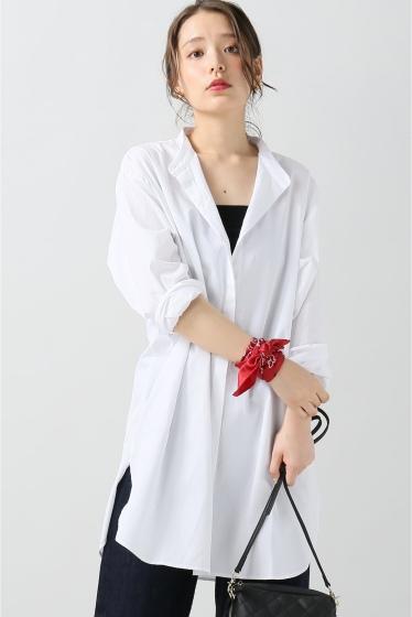 ���?�� ������ BONSUI BASIC WHITE SHIRT �ۥ磻��