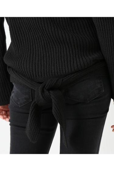 ���㡼�ʥ륹��������� ��AERON /�������� banded knit top:�˥åȥץ륪���С� �ܺٲ���10