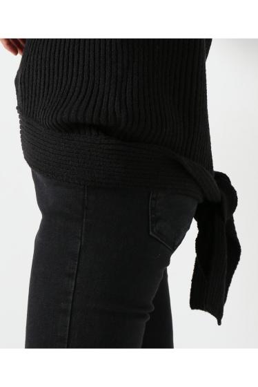 ���㡼�ʥ륹��������� ��AERON /�������� banded knit top:�˥åȥץ륪���С� �ܺٲ���11