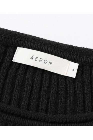 ���㡼�ʥ륹��������� ��AERON /�������� banded knit top:�˥åȥץ륪���С� �ܺٲ���12