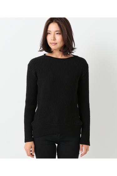 ���㡼�ʥ륹��������� ��AERON /�������� banded knit top:�˥åȥץ륪���С� �ܺٲ���4