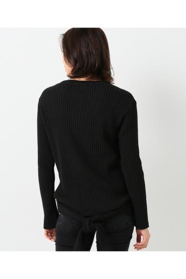 ���㡼�ʥ륹��������� ��AERON /�������� banded knit top:�˥åȥץ륪���С� �ܺٲ���6