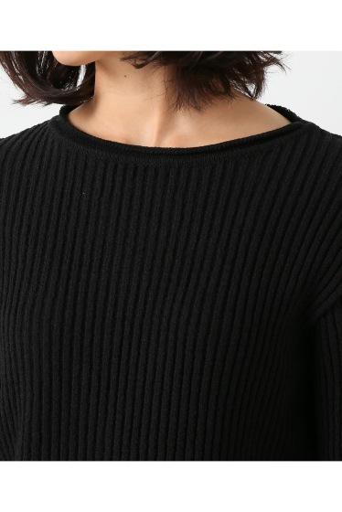 ���㡼�ʥ륹��������� ��AERON /�������� banded knit top:�˥åȥץ륪���С� �ܺٲ���7