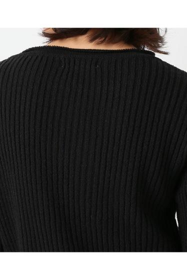 ���㡼�ʥ륹��������� ��AERON /�������� banded knit top:�˥åȥץ륪���С� �ܺٲ���8
