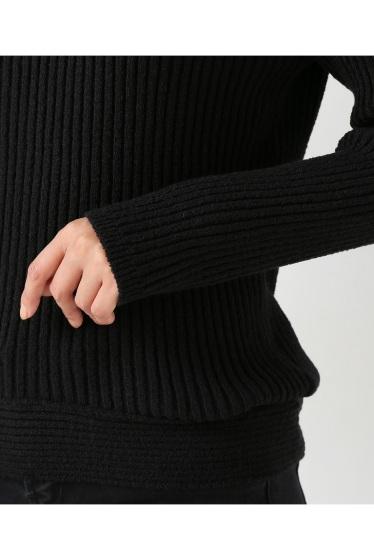 ���㡼�ʥ륹��������� ��AERON /�������� banded knit top:�˥åȥץ륪���С� �ܺٲ���9