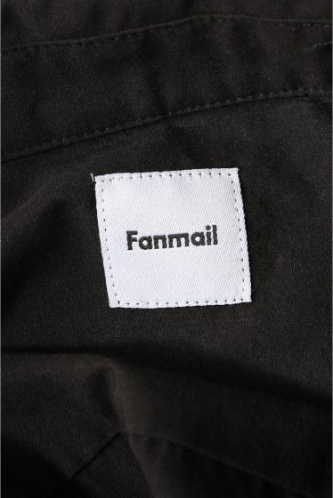 �������� FANMAIL UNIFORM SHIRT POPLIN �ܺٲ���10