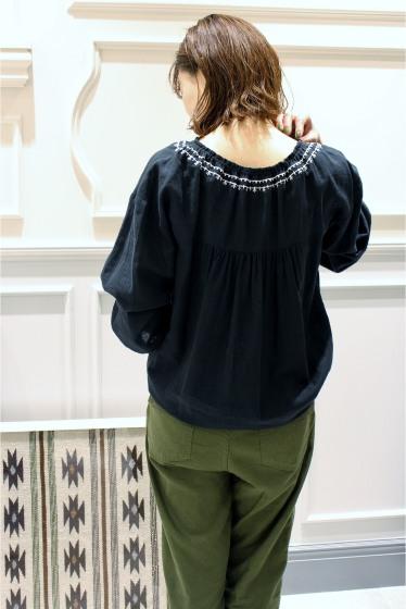 �ץ顼���� embroidery �֥饦���� �ܺٲ���20