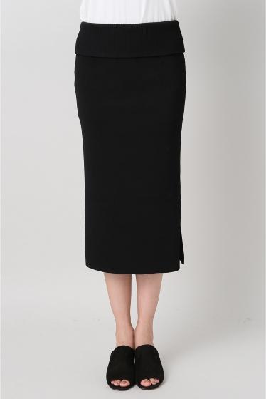 �����ԡ����ȥ��ǥ��� ��Knit Tight Skirt �֥�å�