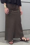 �����ԡ����ȥ��ǥ��� bassike cut marmaid skirt��