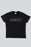 ���ƥ�����å� ��ͽ���IN THE CITY D/3 T-SHIRT