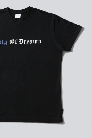 ���ƥ�����å� CITY OF DREAMS D/3 T-SHIRT �ܺٲ���5