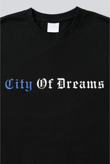 ���ƥ�����å� CITY OF DREAMS D/3 T-SHIRT �ܺٲ���6