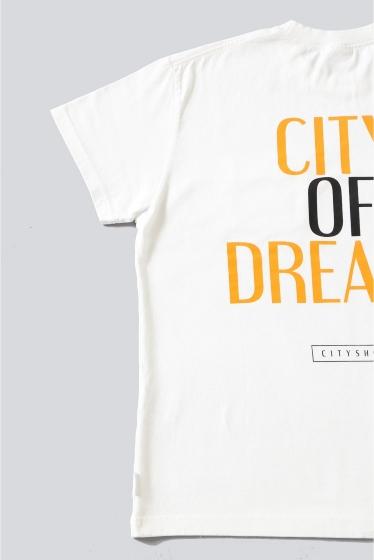 ���ƥ�����å� CITY OF DREAMS D/4 POCKET T-SHIRT �ܺٲ���1